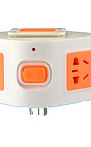 Seahawks Wireless Others Smart usb socket Rojo / Gris / Naranja