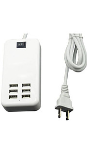 Neutral Con Cable Others Housing Material PC Blanco