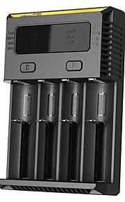 Nitecore new i4 Smart Battery Charger for 18650/14430 Ni-MH/Li-ion/IMR/LiFePO4 Battery