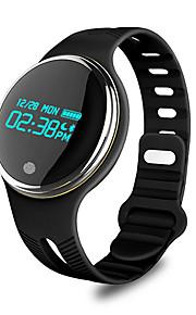 Mulheres Homens Relógio Inteligente Chinês DigitalCalendário Impermeável Velocímetro Podômetro Monitores de Atividades Esportivas