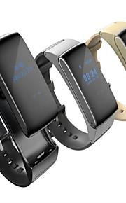 DF22 Älykello / Älyranneke Puhelu / Urheilu / Kosketusnäyttö / Unimittari Bluetooth 3.0 iOS / Android / iPhone