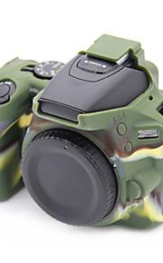 Capa-Preto / Verde-Secagem Rápida / Á Prova-de-Pó-Um Ombro-Nikon-SLR