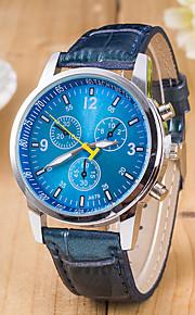 Relógio Esportivo Relógio Elegante Relógio de Moda Relógio de Pulso suíço Designer Quartzo Lega Banda Pendente Casual Cores Múltiplas
