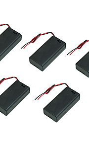 SENDAWEIYE AA battery batterij Cases 2PCS 4.5V