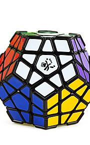 / Glat Speed Cube MegaMinx / stress relievers / Magiske terninger Regnbue Plastik