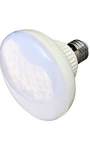 12W E26/E27 LEDボール型電球 A60(A19) 24 SMD 5730 2400-4500 lm 温白色 / クールホワイト 装飾用 V 1個
