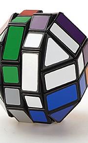 Shengshou® Cube velocidade lisa Equipamento Velocidade Cubos Mágicos Preta Etiqueta lisa Feng Anti-pop Plástico