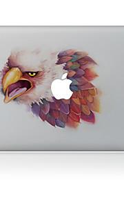 1 stk Ridsnings-Sikker Transparent plastik Klistermærke Mønster ForMacBook Pro 15'' with Retina / MacBook Pro 15 '' / MacBook Pro 13''
