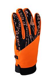Full-finger Gloves / Winter Gloves Unisex Anti-skidding / Keep WarmCycling/Bike / Climbing / Ski & Snowboard / Camping & Hiking /