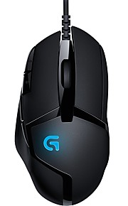 Mouse Logitech G402 juegos fps Hyperion furia