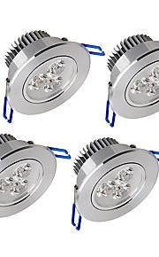 LEDダウンライト 温白色 / クールホワイト / ナチュラルホワイト LED 4個