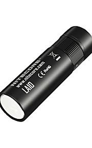 Nitecore® LED taskulamput LED 135 Lumenia 3 Tila Cree AA Himmennettävä / ladattava / Kompakti kokoTelttailu/Retkely/Luolailu /