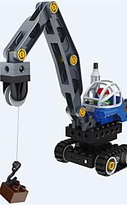 Brinquedo de Ciência para presente Blocos de Construir Máquina Plástico acima de 3 Arco-Íris Brinquedos