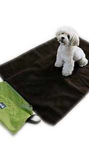 Mutifuntional Portable Waterproof Outdoor Blanket for Pets Dogs and Cats (Assorted Colours)