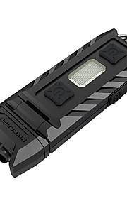 Valaistus LED taskulamput LED 85 Lumenia 3 Tila LED Litium-paristo Himmennettävä / ladattava / Kulma valo / Kompakti koko