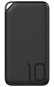 Power Bank 10000mah AP08Q USB Type C And Micro USB Fast Quick Charge Portable External