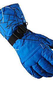 Guantes de Invierno / Guantes Deportivos TodoMantiene abrigado / Impermeable / A prueba de viento / A prueba de nieve / Transpirable /