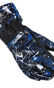 Luvas de Inverno / Luvas Esportivas TodosMantenha Quente / Prova de Água / Á Prova-de-Vento / Prova de Neve / Elasticidade Alta /