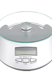 Electronic Kitchen Scale (Color White)