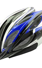 Dame / Herre / Unisex Bike Hjelm 12 Ventiler Sykling Sykling / Fjellsykling / Veisykling / Fritidssykling En størrelse PC / EPSGul / Hvit