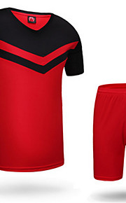 Sports Men's / Kid's Long Sleeve Soccer Clothing Sets/SuitsWaterproof / Breathable / Thermal / Warm / Quick Dry / Windproof / Front