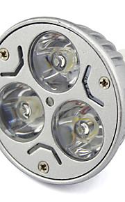 3W GU5.3(MR16) LED-spotpærer MR16 Høyeffekts-LED 280 lm Varm hvit / Kjølig hvit V 1 stk.