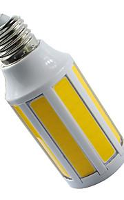 10W E26/E27 LED-kornpærer SMD 5050 100LM lm Varm hvit / Kjølig hvit AC220 V 1 stk.