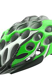 여성용 / 남성용 / 남여 공용 자전거 헬멧 (41) 통풍구 싸이클링 사이클링 / 산악 사이클링 / 도로 사이클링 / 레크리에이션 사이클링 원 사이즈 PC / EPS 옐로우 / 그린 / 레드 / 블루 / Others