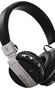 JKR JKR-209B Headphones (Headband)ForMedia Player/Tablet / Mobile Phone / ComputerWithFM Radio / Sports / Bluetooth