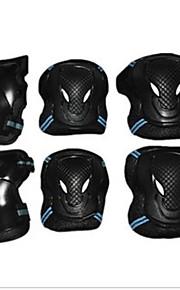 Protective Gear Blue Red Tauren Roller Skating Gear