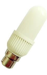 8W B22 LED-globepærer G45 LED SMD 3328 800LM lm Varm hvit / Kjølig hvit Dekorativ V 1 stk.