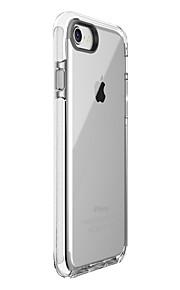 För Stötsäker fodral Skal fodral Enfärgat Hårt TPU för Apple iPhone 7 Plus / iPhone 7