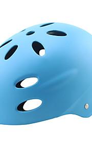 Dame / Herre / Unisex Bike Hjelm 15 Ventiler SyklingSykling / Ski / Snowboarding / Alpin / Skøyting / Skøyte / Vandring / Klatring /