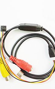 Cmos 540TVL Security Indoor CCTV Camera Mini Camera SPY Camera Pinhole Camera Hidden Camera Size 8*8mm