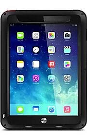 För Vatten / Dirt / Shock Proof fodral Heltäckande fodral Enfärgat Hårt Metall Apple iPad 4/3/2