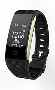 צמיד חכם עמיד במים / מד צעדים / מעקב אימון / בריאות / ספורטיבי / מוניטור קצב לב / עוקב שינה / רב שימושי / ניתן ללבישה / מידע / יצירתי