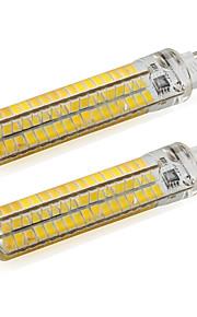 5W G9 LED-lamper med G-sokkel T 136 SMD 5730 500 lm Varm hvit / Kjølig hvit V 2 stk.