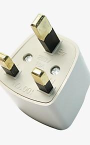 ユニバーサルトラベルは旅行壁のAC電源アダプターを差し込む英国、EU、AUたちをアダプタ
