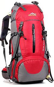 50 L Paquetes de Mochilas de Camping Ciclismo Mochila mochila Acampada y Senderismo Escalar Deportes de ocio CiclismoAl Aire Libre