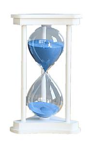 Timeglas Originalt legetøj Legetøj Glas Ivory Brun Til drenge Til piger 8 til 13 år 14 år og op efter