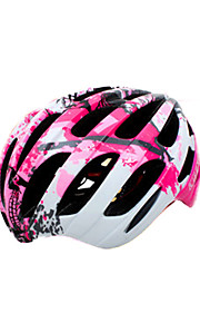 Unisex Bike Helmet N/A Vents Cycling Cycling / Road Cycling / Others One Size Carbon Fiber + EPS / EPS+EPU Pink