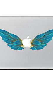 1 Stück Kratzfest Spaß mit dem Apple Logo Transparenter Kunststoff Gehäuse Aufkleber Muster FürMacBook Pro 15'' with Retina / MacBook Pro