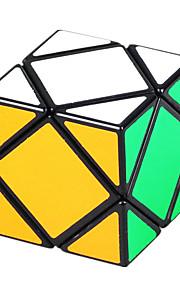 Legetøj Glat Speed Cube Alien Originale Minsker stress / Magiske terninger Sort Fade Plastik / ABS