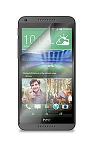 (3 개) HTC 욕망 820 고화질 화면 보호기