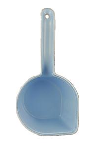 Собака Миски и бутылки с водой Животные Чаши и откорма На каждый день Голубой Пластик