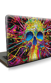 For MacBook Air 11 13/Pro13 15/Pro with Retina13 15/MacBook12 Scrawl Person Cranial Apple Laptop Case