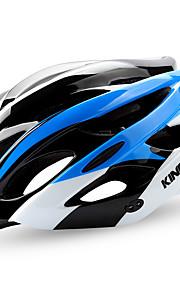남여 공용 자전거 헬멧 N/A 통풍구 싸이클링 사이클링 산악 사이클링 도로 사이클링 레크리에이션 사이클링 원 사이즈 EPS+EPU 그린 레드 핑크 블루 오렌지