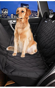 Pet Car Seat Covers Protectors Waterproof Back Seat 600D Oxford Car Interior Travel Mat