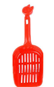 Cat Dog Cleaning Grooming Kits Pet Grooming Supplies Portable Red Plastic