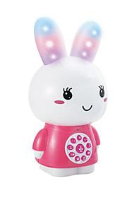 Juegos de Rol Juguetes Musicales Hobbies de Tiempo Libre Juguetes Novedades Rabbit Metal Plástico Azul Rosa Para Chicas